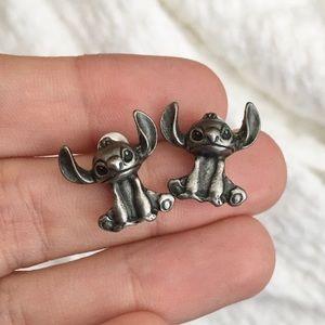 Disney Stitch stud earrings